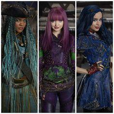 What would be your signature color? #Descendants2 A. Teal B. Purple C. Royal Blue D. Other