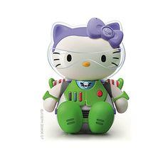 Hello Kitty: Buzz Lightyear.