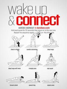 Yoga is better than jogging - Wake Up Connect Workout Concentration - Full Body - Difficulty 4 - Suitable for Beginners Yoga Fitness. Introducing a breakthrough program that melts away flab and reshapes your body in as little as one hour a week! Yoga Fitness, Fitness Workouts, Fitness Tips, Fitness Motivation, Health Fitness, Fitness Plan, Key Health, Fitness Quotes, Workout For Beginners