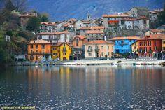 Mergozzo et son lac - Italie