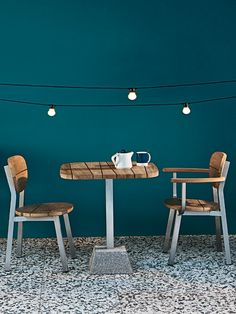 Sophisticated new lines by Gervasoni - INOUT and BRICK at @Jaren Jaren cologne 2013 #imm13 and Maison & Object #outdoor