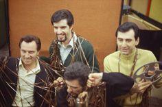 The Four Seasons The Jersey Boys Movie, Bob Gaudio, Tommy Devito, Frankie Valli, Movies For Boys, Sound Studio, British Invasion, Recording Studio