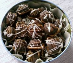 Easy 'Turtle' Candy Recipe ... very yummy too!