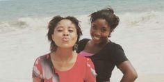 I'm never jealous of my sister's success – Benita Okojie