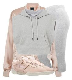 Untitled #3397 by xirix on Polyvore featuring polyvore, fashion, style, New Look, Reebok and clothing