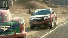 Toyota is really going places! Check it out! Starring Terry Crews, The Muppets, and the 2014 Toyota Highlander!