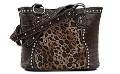 Blazin Roxx® Ladies Brown Gator