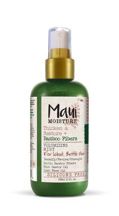 Maui Moisture Thicken & Restore Blowout Spray