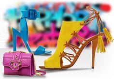 Tarjeta del color de verano del 2015