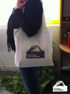 El Calaix de la Rosseta: Bolsa con mi logo