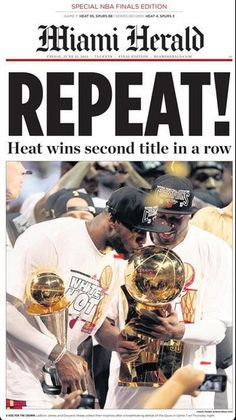 2013 NBA Champions