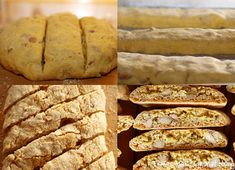 Biscotti, Bread, Cookies, Baking, Recipes, Food, Christmas, Crack Crackers, Xmas