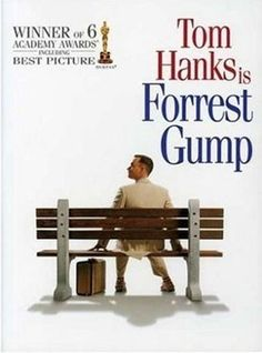 Forest Gump my all time favorite