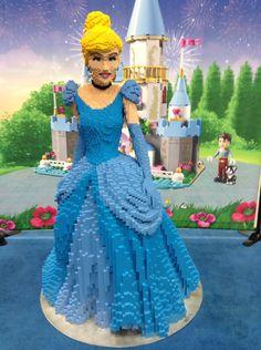 Cinderella 2014 LEGO KidsFest - Indianapolis, IN