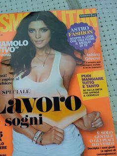 La mia rivista preferita! La bibbia Cosmopolitan