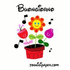 Italian Humor, Emoticon, Good Morning, Animation, Facebook, Twitter, Aurora, Desktop, Babe