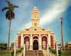Iglesia El Carmen, Santa Ana.