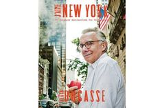 'J'aime New York', by Alain Ducasse, £35 (Hardie Grant Books), from www.amazon.co.uk