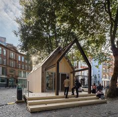The Circular Building | Arup Architecture | Archinect