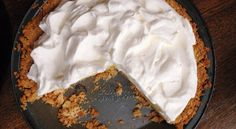 Citrus filling, salty crust make #Atlantic #Beach #Pie a winner The beauty of this pie lies in the play between the salty, dense crust made from soda crackers and the creamy sweet-and-tart filling featuring #citrus #juice