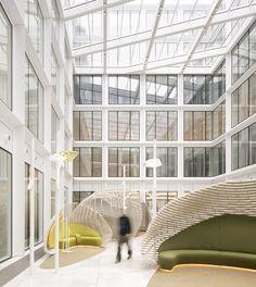 # Cloud.Paris / Philippe Chiambaretta Architecte