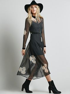 Free People Girl Meets Boy Dress at Free People Clothing Boutique