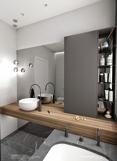 Ideas for Small Modern Bathrooms | Home Art, Design, Ideas and ... on classic small bathroom, how astronauts use the bathroom, design ideas small bathroom, red small bathroom, build your own virtual bathroom, pendants small bathroom, contemporary large tiles for bathroom, wood small bathroom, contemporary small bathroom, art small bathroom, christopher lowell design ideas bathroom, custom small bathroom,