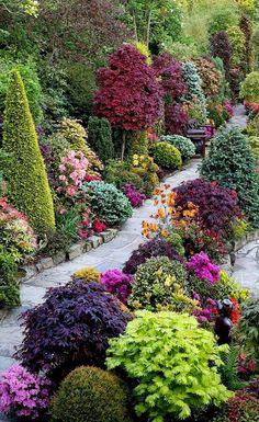 Vertical Gardens 20 Exciting Saving Budget For Your Best DIY English Garden Vertical Garden Design, Backyard Garden Design, Backyard Landscaping, Landscaping Ideas, Vertical Gardens, Modern Backyard, Balcony Garden, Garden Planters, English Garden Design