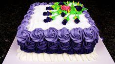 Olá pessoal, mais uma aula com muitas técnicas, agora neste video , como decorar um lindo bolo com bicos de confeitar.não esqueçam de curtir, Video Flores em...