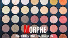 Mocha Cocoa Warm Light Shimmer usig 35oS Color Shimmer Natural Glow Pale...