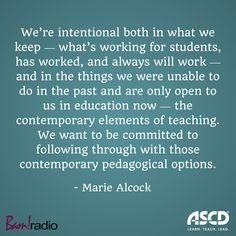 Be intentional with pedagogy -- both what you keep and what you drop. Listen here for big ideas. Genius Hour, Instructional Design, School Resources, Student, Drop, Teaching, Education, Big, Inspiration