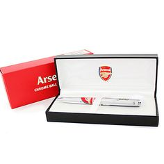 Official Football Club Personalised Pen from CelebrationsPlus.com £29.99 with free delivery