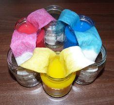 Zaujímavé experimenty s farbami pre deti - Nasedeticky.sk Ice Cream, Desserts, Creativity, No Churn Ice Cream, Tailgate Desserts, Deserts, Icecream Craft, Postres, Dessert
