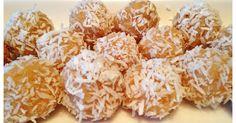 Vrij!gevig: Cashewnoten balletjes met citroen & kokos