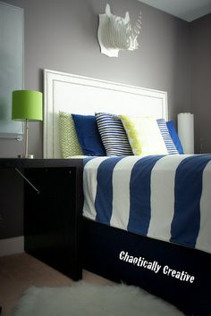 Serena and Lily Ronan bedding (colors for all seasons room)
