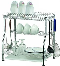 New Arrival,FREE SHOPPING ,Multi functional dish rack, Stainless Steel  drying Rack, Cutlery Holder, Dish Drainer,-in Storage Holders & Racks from Home & Garden on Aliexpress.com | Alibaba Group