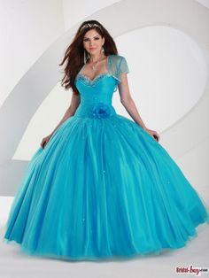 Stunning quinceanera dress