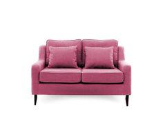 2 Sitzer Sofa Bond, Pink, B 144 Cm | Westwing Home U0026