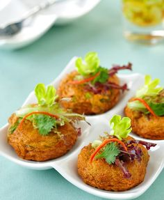 Fish Cakes Easy and Impressive!