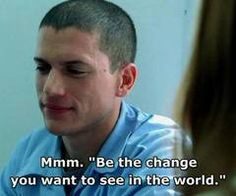he s being ironic Tv Quotes, Movie Quotes, Motivational Quotes, Funny Quotes, Prison Break Quotes, Prison Break 3, Funny Tv Series, Michael And Sara, I Am Number Four