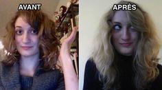 """Pour être honnête, je ne suis convertie que depuis récemment aux cheveux """"au naturel"""".Auparavant, comme tout le monde, j'étais dégoutée par cette simple i"""