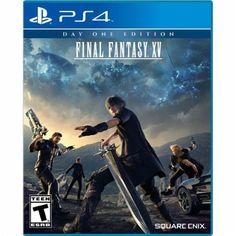 Final Fantasy XV(15) Day One Edition (PlayStation 4)  BRAND NEW   eBay