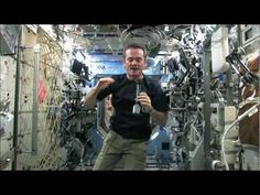Astronaut Chris Hadfield Explains How Food Tastes in Space
