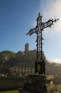 Estaing, Midi-Pyrenees, France