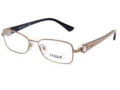 Óculos De Grau Feminino Vogue VO3809 656 Tam.51