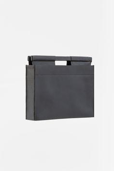 Density Briefcase | CHIYOME - Minimalist Handbags