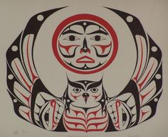 Owl & Moon - Ruben Peters, Port Angeles, WA