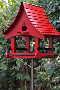 japanisches vogelh uschen vogelhaus pinterest. Black Bedroom Furniture Sets. Home Design Ideas