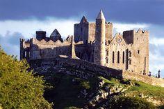 The Rock at Cashel, St Patricks Monastary