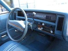 Dash, 1976 Chevrolet Impala Sport Coupe Chevrolet Caprice, Chevrolet Chevelle, Old Classic Cars, Classic Auto, 1965 Buick Riviera, Chevy Impala, Car Photos, Custom Cars, Cadillac